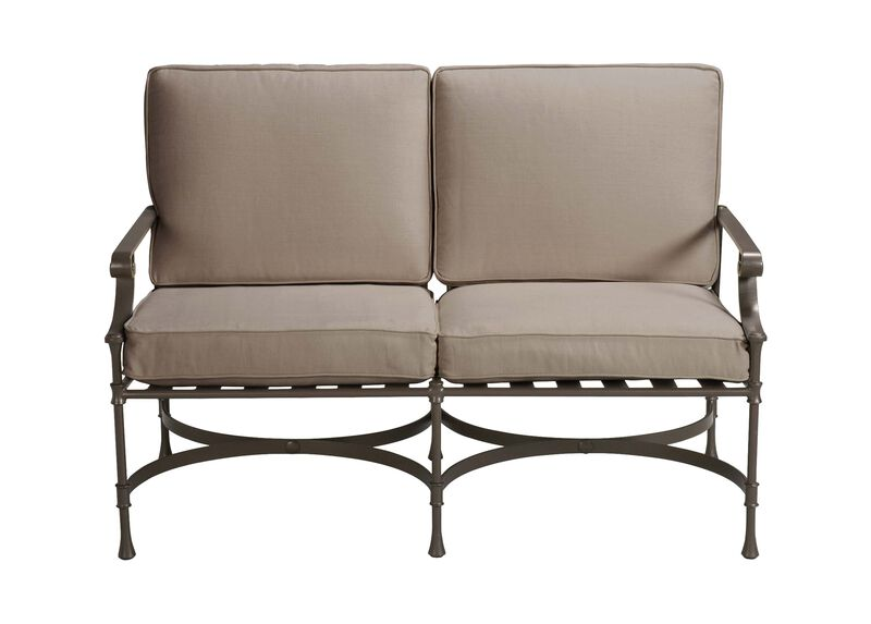 Biscayne Settee