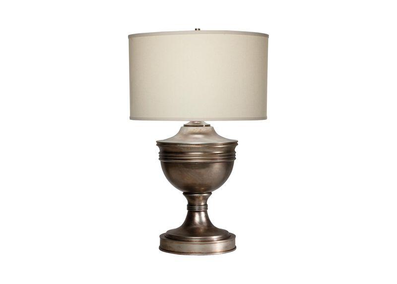 Otis Large Sheffield Lamp