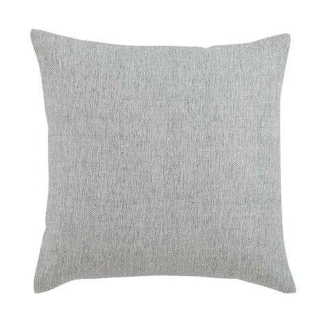 "Linen Herringbone Pillow 20"" ,  , large"