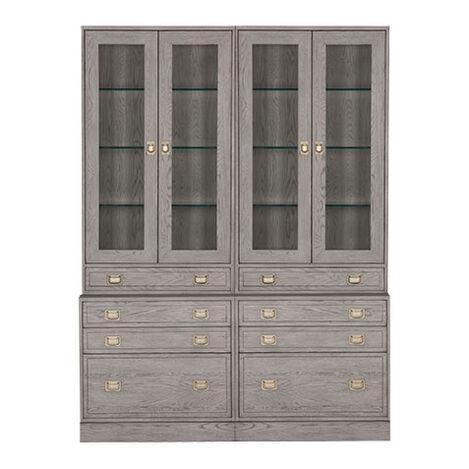 Office Storage Display Cabinets Ethan Allen