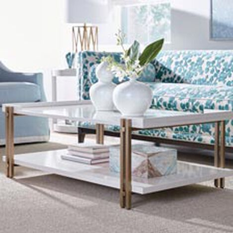 Shop Small Coffee Tables Living Room Tables Ethan Allen Ethan