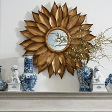 Sunflower Wall Mirror ,  , hover_image