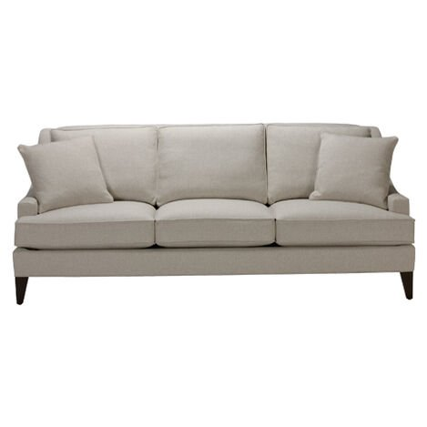 Simple Elegant null null Simple Elegant - Model Of 76 inch sofa New