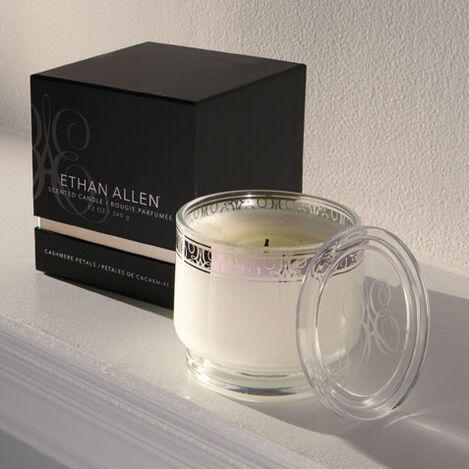 Cashmere Petals Small Candle ,  , large