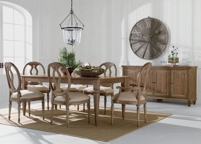 Avery Extension Dining Table Dining Tables Ethan Allen