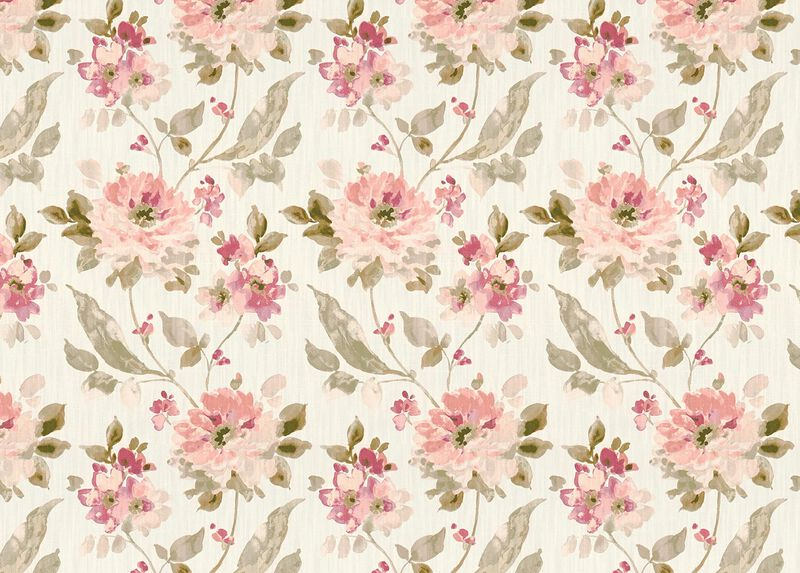 Alisse Blush Fabric