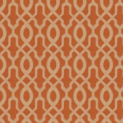 Maj Tangerine Fabric ,  , large