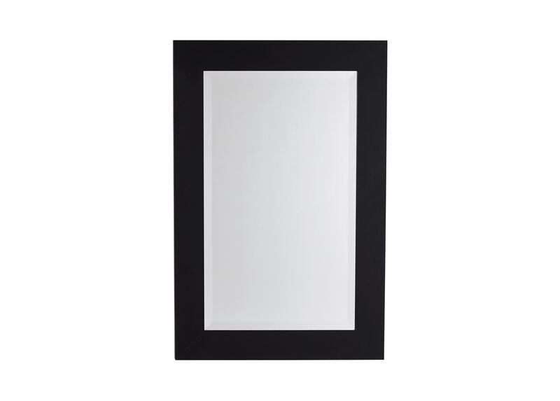 Chalkboard Frame Wall Mirror ,  , large_gray