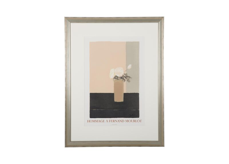 Hommage à Fernand Mourlot ,  , large_gray