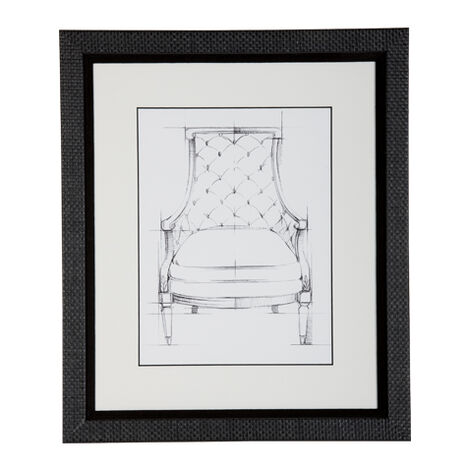 Historic Chair Sketch V ,  , large