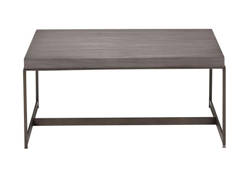 Edmonds Square Wood Coffee Table