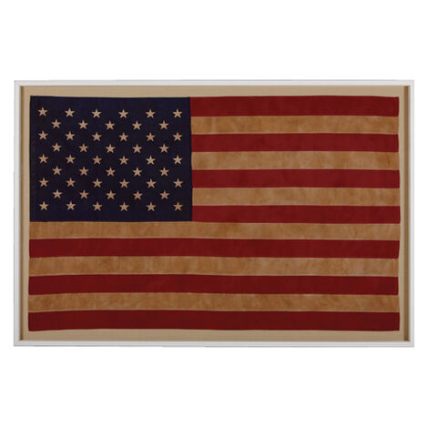 Vintage US Flag ,  , large