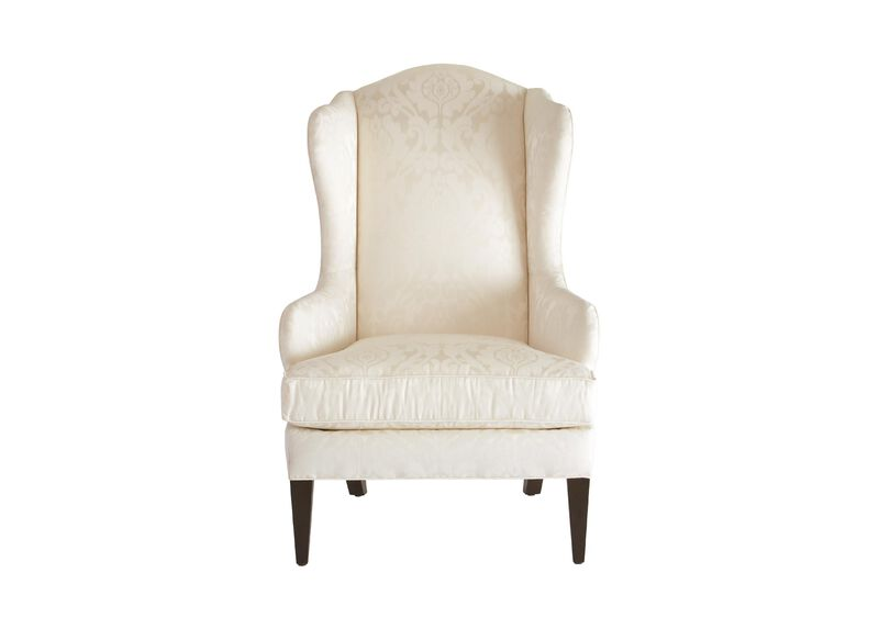 Selby Wing Chair ,  , large_gray