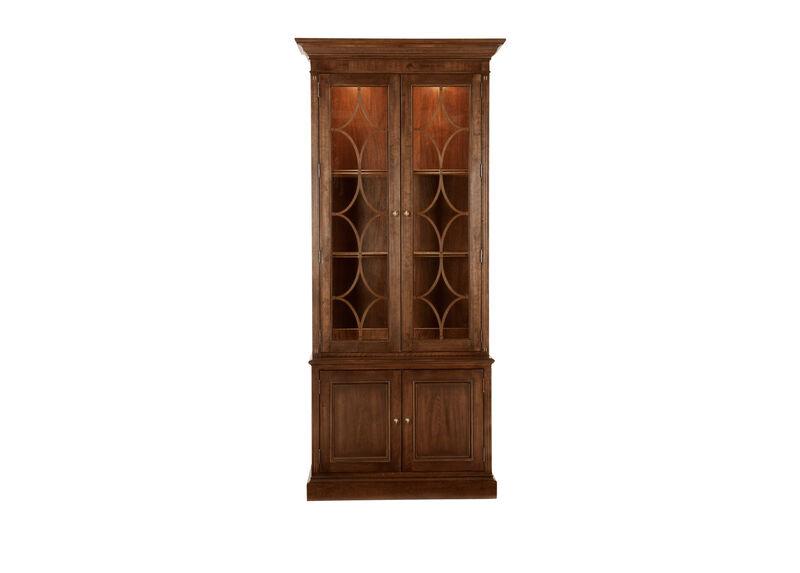 Weston Single Bookcase ,  , large_gray