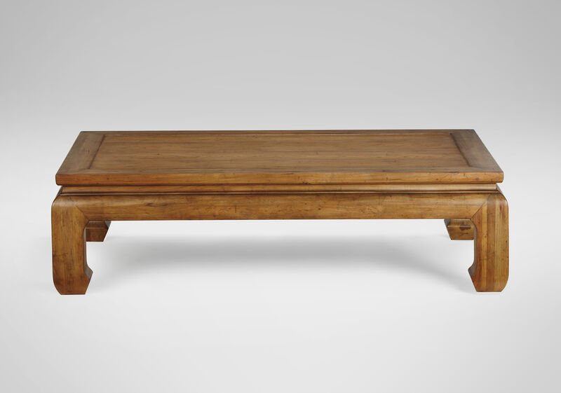 Dynasty Rectangular Coffee Table
