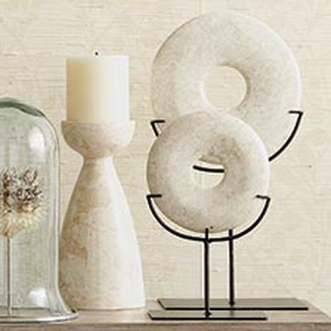 Odin Marble Disc on Stand Product Tile Hover Image 432049