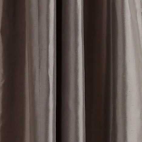 Charcoal Satin Dupioni Fabric by the Yard Product Tile Image CY1020V  CHA