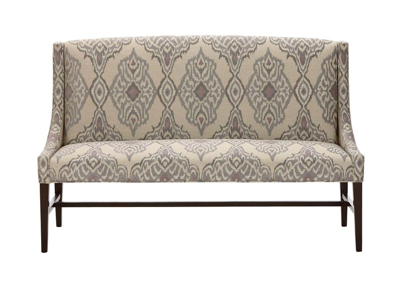Aldrich Bench , Ajani Orchid (11990) , large_gray