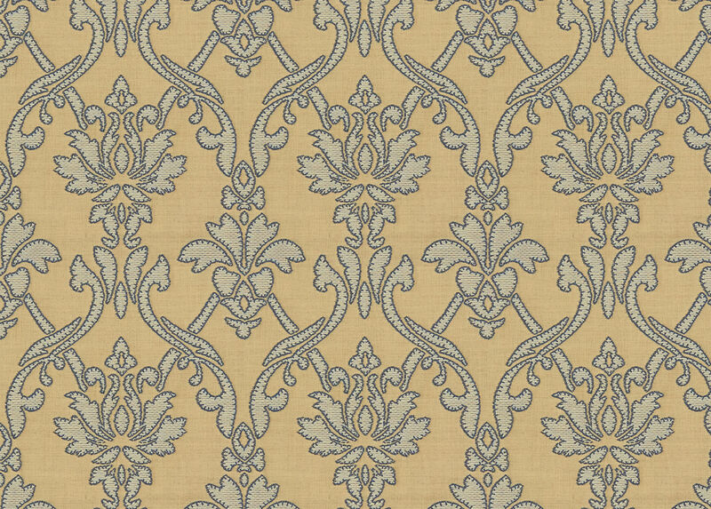 Martinique Indigo Fabric ,  , large_gray
