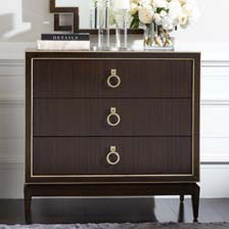 Powell Three-Drawer Chest ,  , hover_image