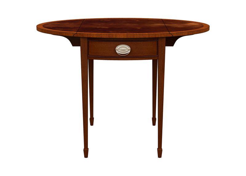Pembroke End Table ,  , large_gray