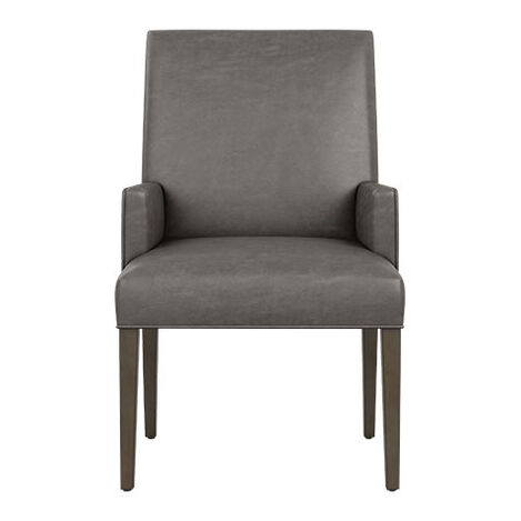 b1d875db693 Thomas Leather Armchair. Dining Chairs ...