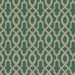 Maj Teal Fabric ,  , large