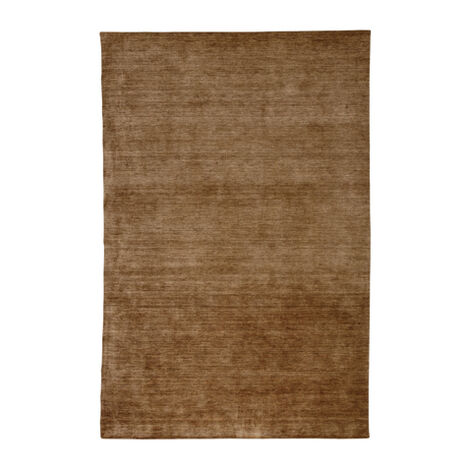 Loomed Wool Rug, Taupe ,  , large