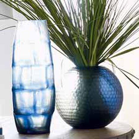 Medium Brayton Indigo Vase ,  , hover_image