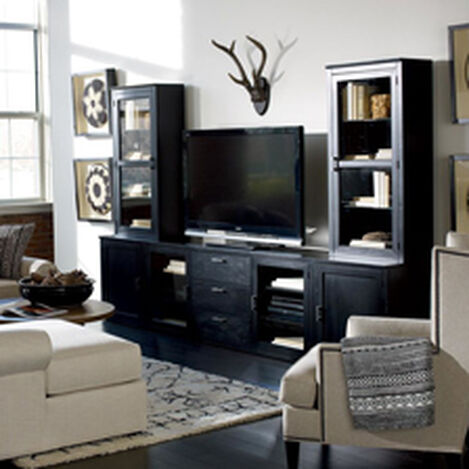 Media Console | Living Room Entertainment Cabinets | Ethan Allen