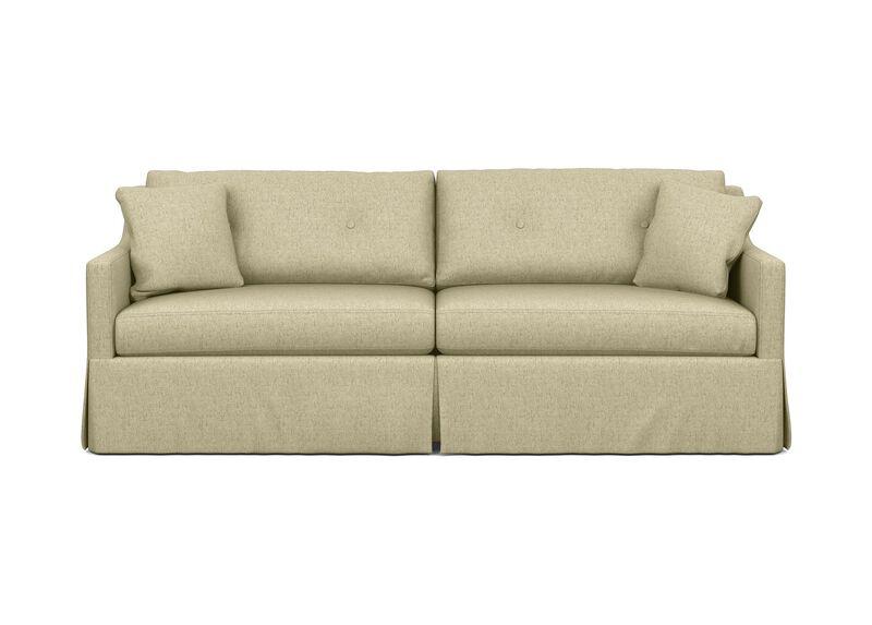 Monterey Skirted Sofa