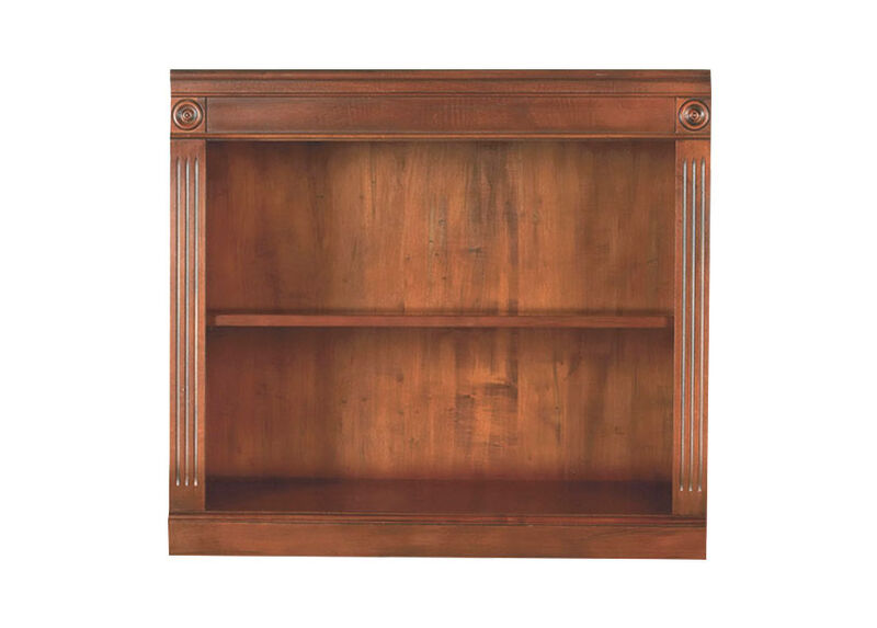 Crawford Low Bookcase