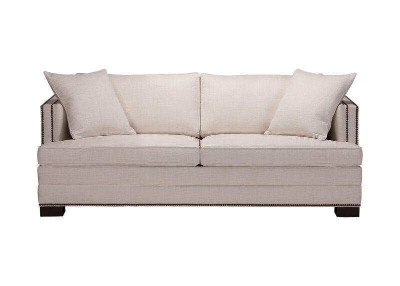 Astor Shelter Arm Sofa Custom Quick Ship Ethan Allen
