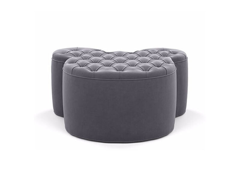 Mickey Mouse Ottoman ,  , large_gray