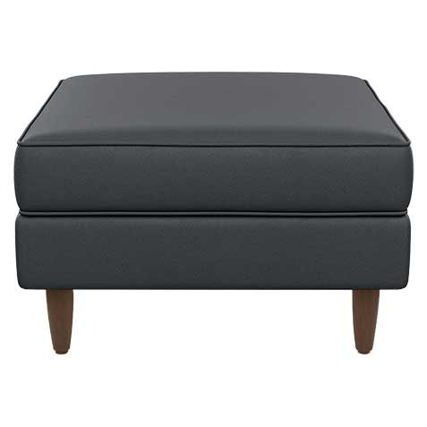 Marcus Leather Ottoman Shop Ottomans and Benches | Bench Ethan Allen