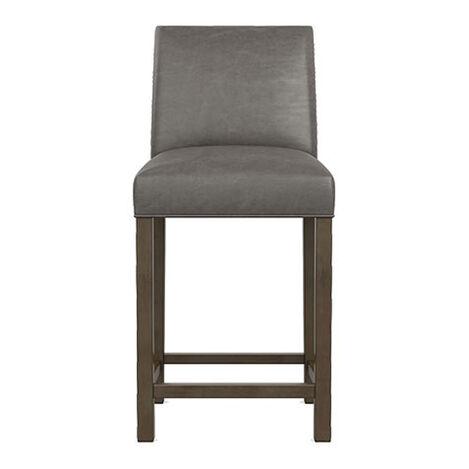 Thomas Leather Barstool Product Tile Image 727310