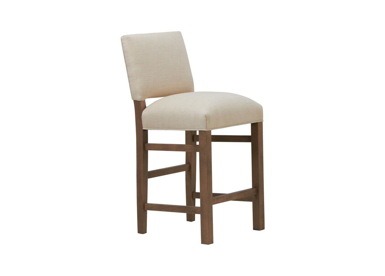 Hadley Counter Stool Straight Top And Square Leg Bar