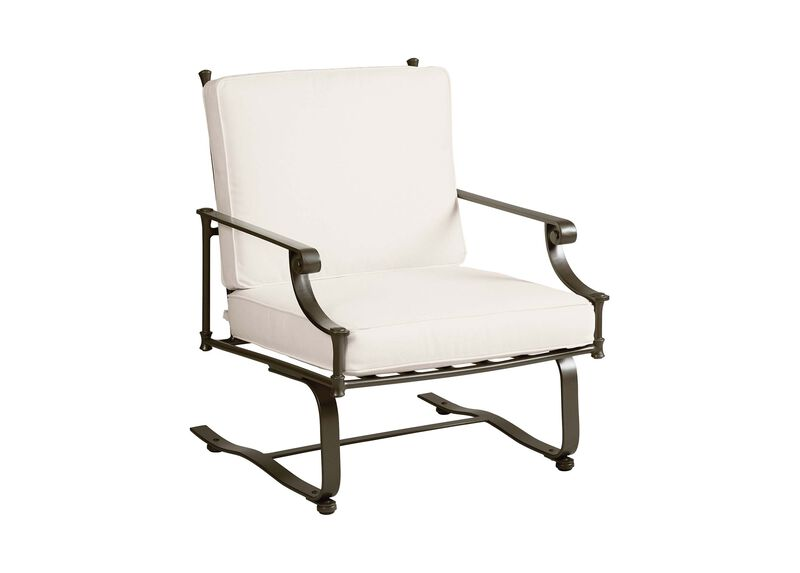 Biscayne Motion Chair , Kean White (P8430) , large_gray