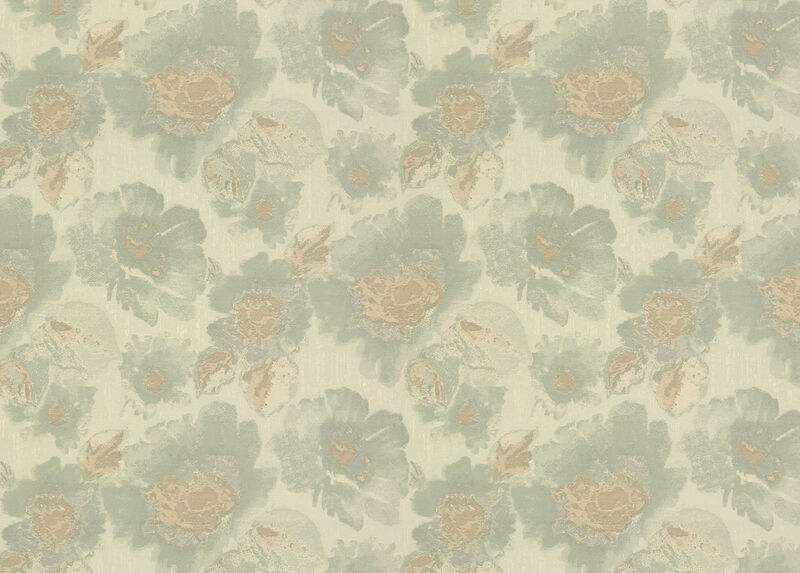 Acker Mint Fabric by the Yard