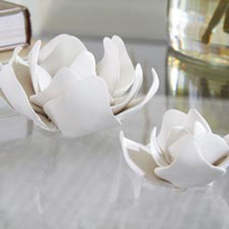Lotus Tealight Holders Product Tile Hover Image 432051