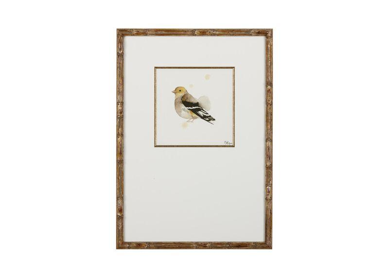 Watercolor Bird II