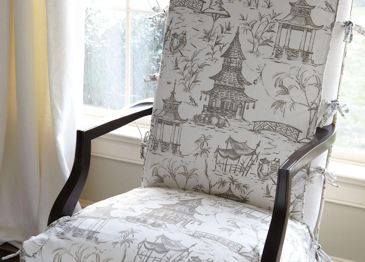 Brand new Slipcover for Martha Washington Chair | Arm & Host Chairs | Ethan  RL78