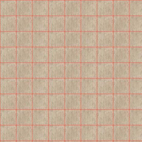 Spencer Coral Fabric ,  , large
