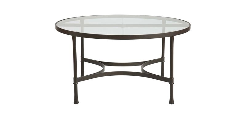 Biscayne Round Dining Table ,  , large_gray