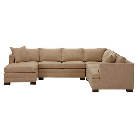 Astor Four-Piece Sectional with Chaise Product Tile Image 202459G4