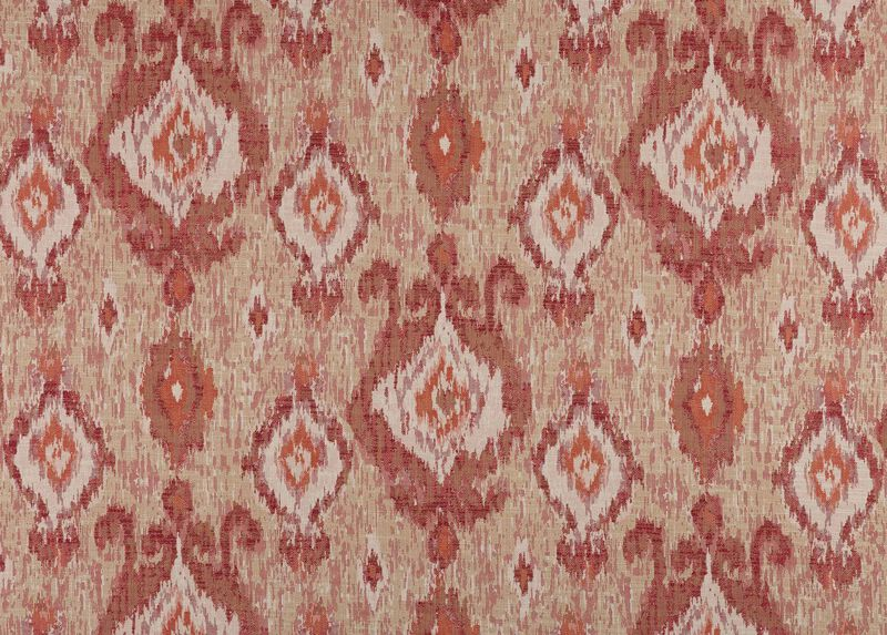 Anya Coral Fabric By the Yard ,  , large_gray