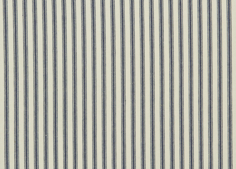 Ticking Denim Fabric by the Yard