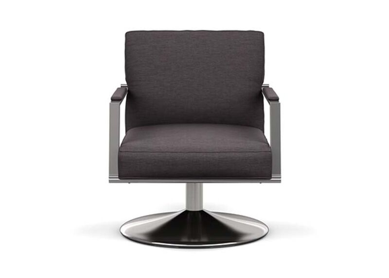 Animator's Chair , Zest Charcoal (D1054), strie texture , large_gray