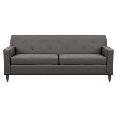 Shop Sofas And Loveseats Leather Couch Ethan Allen