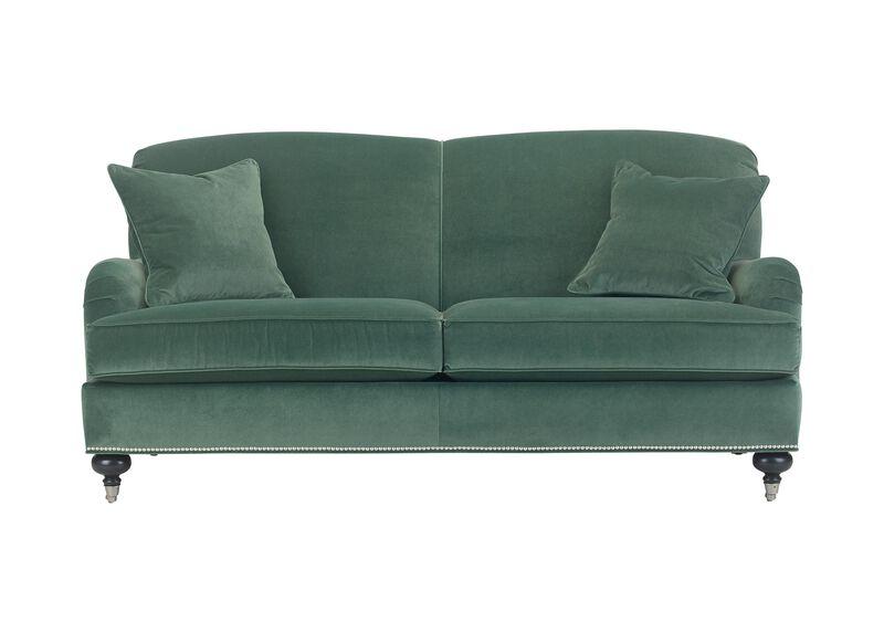 Oxford Sofa, Kent Emerald ,  , large_gray